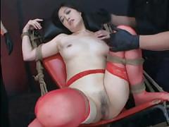The Girl With The Red Pantyhose