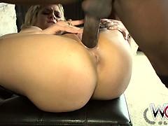 sexy-blonde-busty-slut-cant-get-enough-big-clack-cock-deep