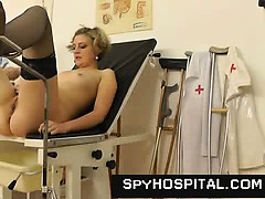 Leaked Hidden Cam Gyno Exam Video