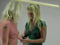 Awesome Brutal And Hot Spanking
