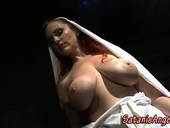 femdom-nun-dominates-bondage-guy