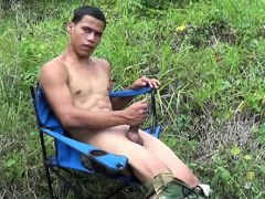twink-scout-wanking-off-in-the-woods