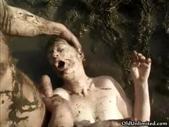 mature-housewife-covered-with-mud-part3