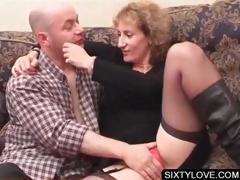 blonde-mature-gets-cunt-teased