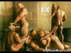 3d-army-boys-and-fantasy-gays